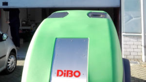 After three high-pressure trailers DiBO JMB-S, now also a JMB-M