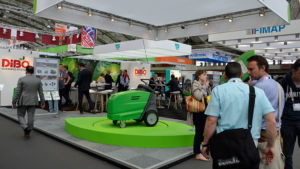 ISSA/Interclean Amsterdam was a great success for DiBO