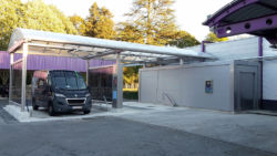 DiBO launches first carwash with NFC payment system in France