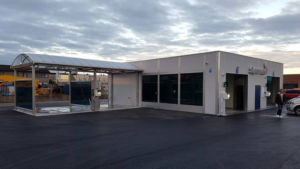 DiBO realizes great overall carwash project in Norway