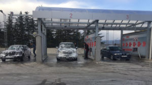 New DiBO car wash in Georgia