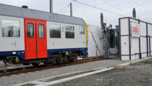 First DiBO train wash for NMBS has been put into use