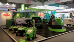 INTERCLEAN Amsterdam was a great success for DiBO